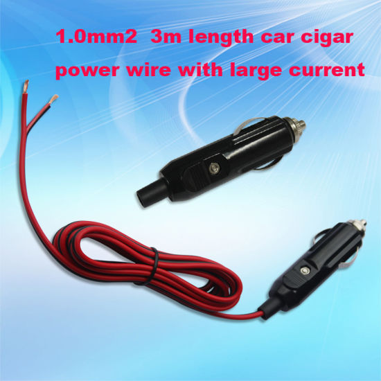 Astounding China Cigarette Lighter Cable Car Charger Wire Harness China Car Wiring Cloud Intelaidewilluminateatxorg