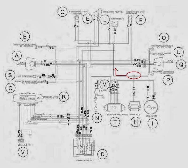 Cool Wr250F Wiring Diagram Basic Electronics Wiring Diagram Wiring Cloud Hemtegremohammedshrineorg