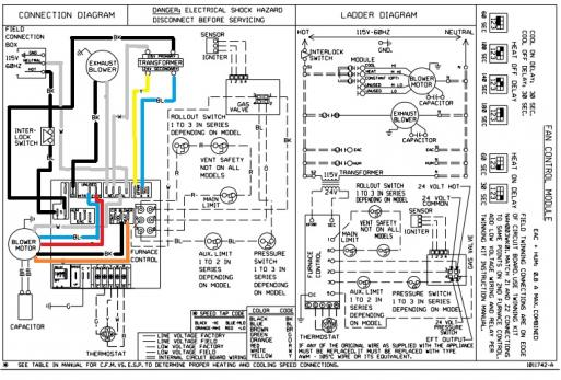 SE_5381] Comfortmaker Furnace Wiring Diagram Download Diagram