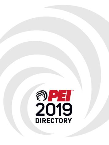 Fabulous Pei Journal Directory 2018 Front Cover Wiring Cloud Ymoonsalvmohammedshrineorg