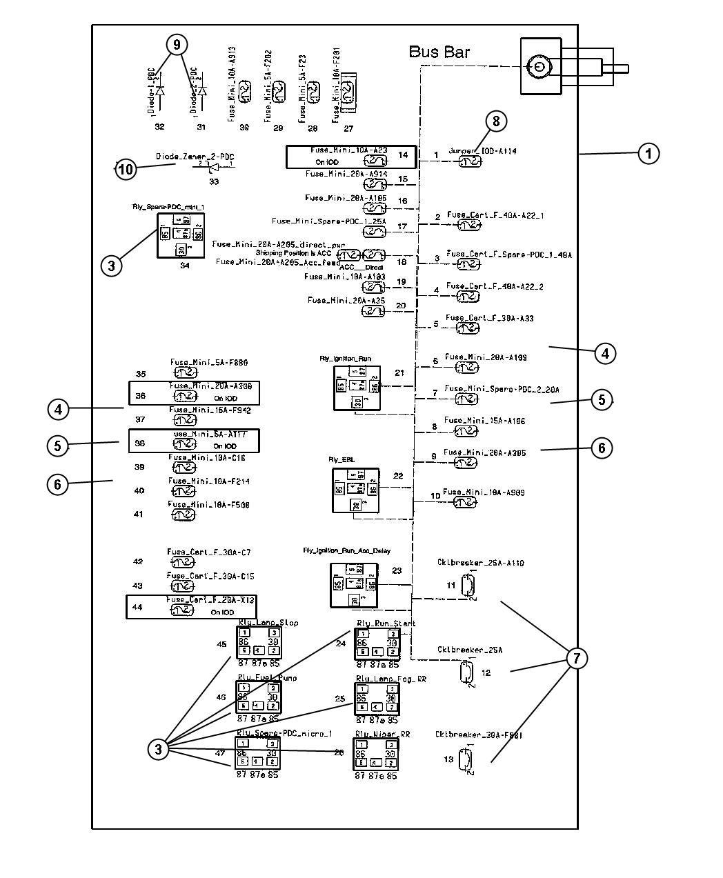 [SCHEMATICS_49CH]  2006 Dodge Magnum Fuse Box Layout - 1994 Toyota Celica Stereo Wiring Diagram  Schematic for Wiring Diagram Schematics | Fuse Box Dodge Magnum 2006 |  | Wiring Diagram Schematics