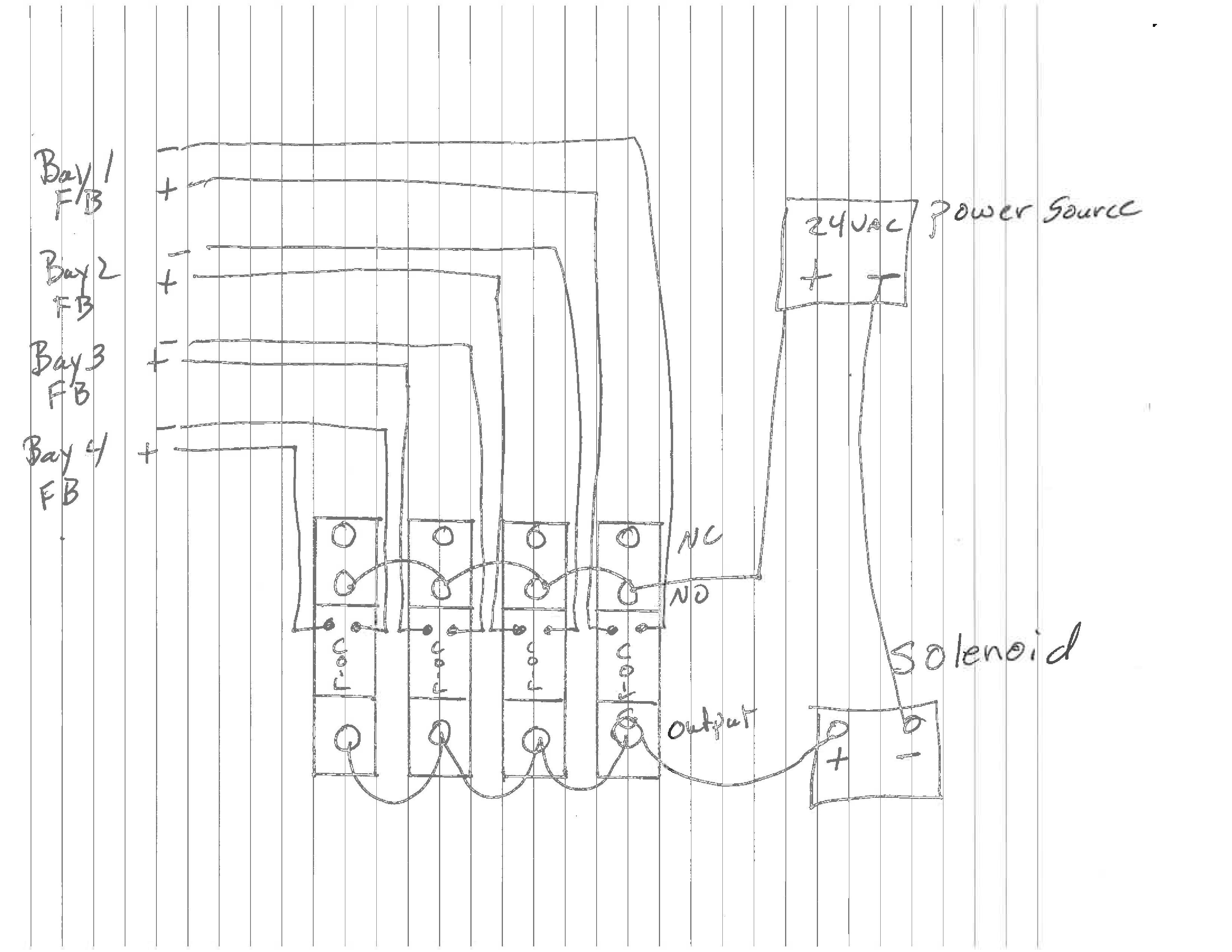 Idec 8 Pin Relay Wiring Diagram