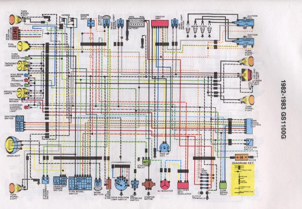 Phenomenal 1979 Suzuki Gs850 Wiring Diagram Basic Electronics Wiring Diagram Wiring Cloud Rometaidewilluminateatxorg