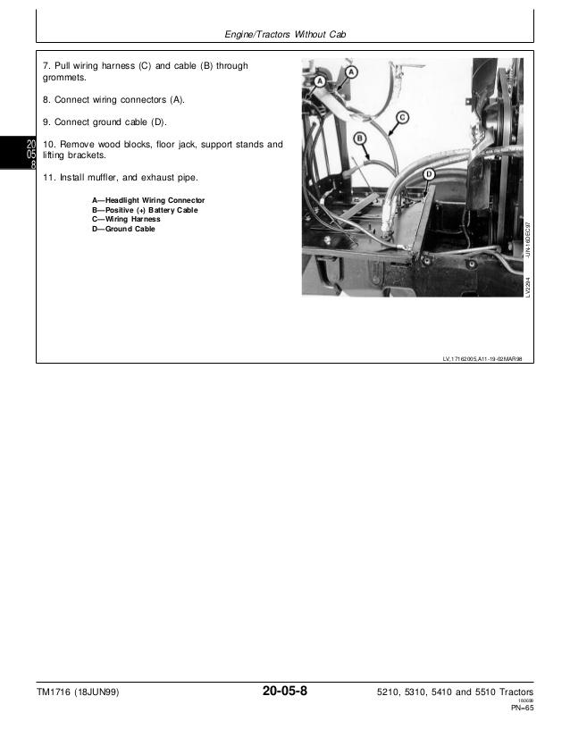 for john deere 1050 tractor wiring diagram  onan generator