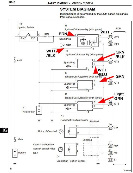 On 5136  2011 Camry Wiring Diagram Schematic Wiring