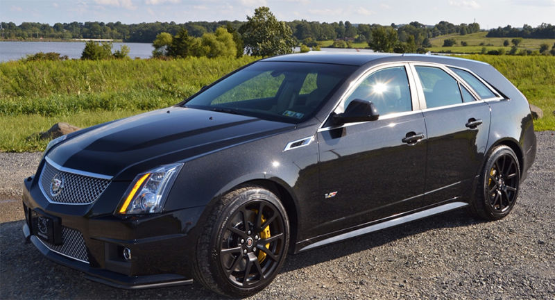 Magnificent Heres What A Perfect Cadillac Cts V Wagon Is Worth Now Wiring Cloud Uslyletkolfr09Org