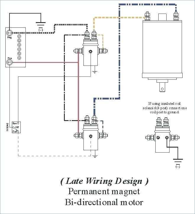 Wiring Diagram For Winch Solenoid