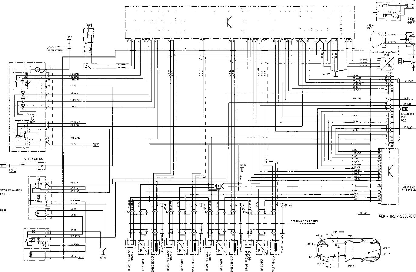 porsche 964 dme wiring diagram vx 6997  porsche 993 radio wiring diagram  vx 6997  porsche 993 radio wiring diagram