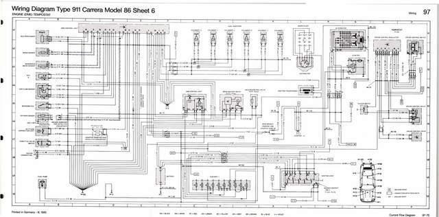 Mn 8236 Porsche 911 Turbo Wiring Diagram Schematic Wiring