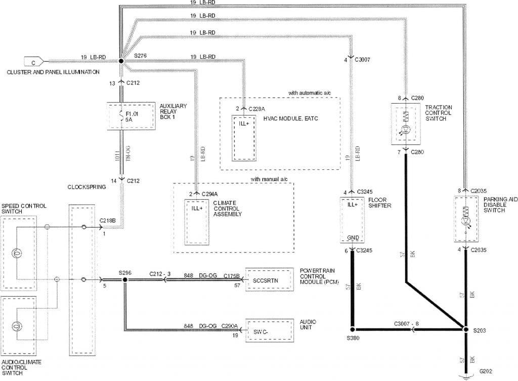 2010 F150 Tail Light Wiring Diagram - Wiring Diagram