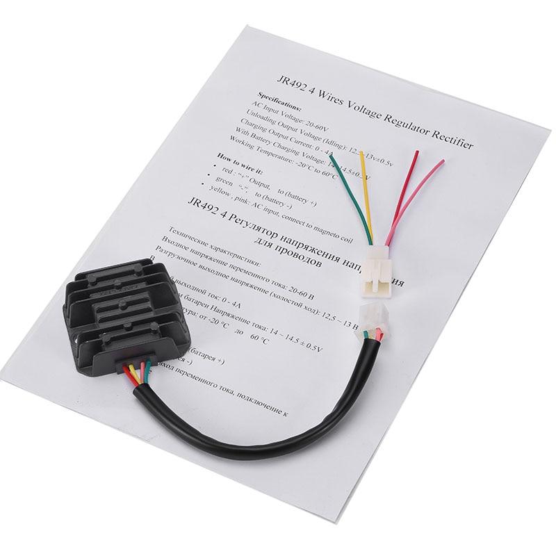ZL_4661] Rectifier Wiring 4 Wire Regulator Rectifier Wiring Diagram Wiring  Free DiagramPuti Inki Impa Sulf Isra Mohammedshrine Librar Wiring 101
