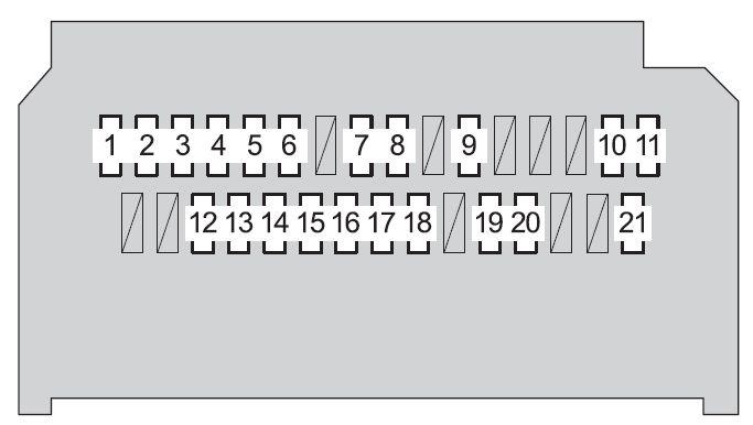 [ANLQ_8698]  NM_5908] Fuse Box In Toyota Yaris Wiring Diagram | 2007 Toyota Yaris Fuse Box Wiring |  | Venet Bemua Mohammedshrine Librar Wiring 101