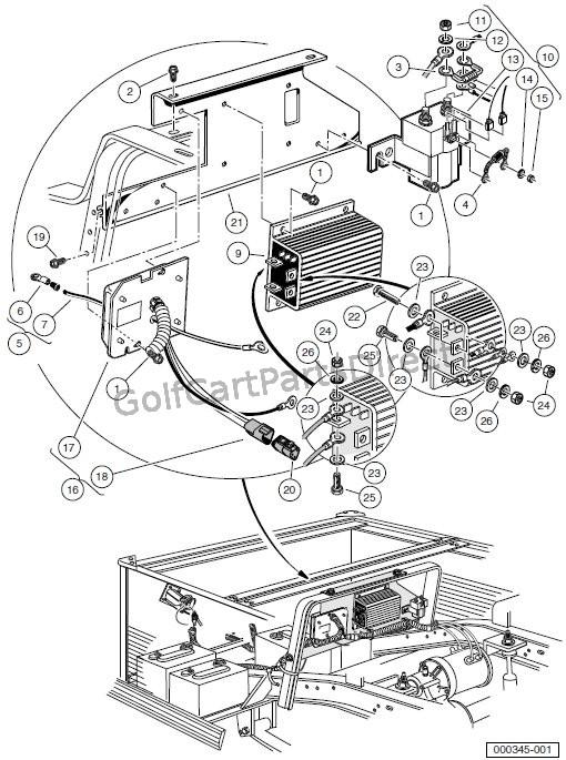 Nx 6304 48 Volt Club Car Wiring Diagram On Wiring Diagrams Club Car 1997 36v Free Diagram