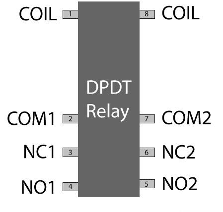 4 pole relay wiring diagram 8 pole dpdt relay wiring diagram lair fuse9 klictravel nl  8 pole dpdt relay wiring diagram lair