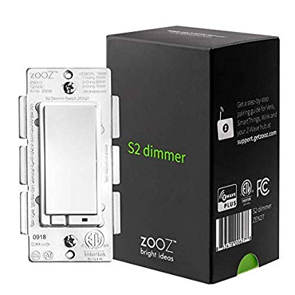 Marvelous Zooz Z Wave Plus S2 Wall Dimmer Switch Zen27 Ver 2 0 With New Wiring Cloud Itislusmarecoveryedborg