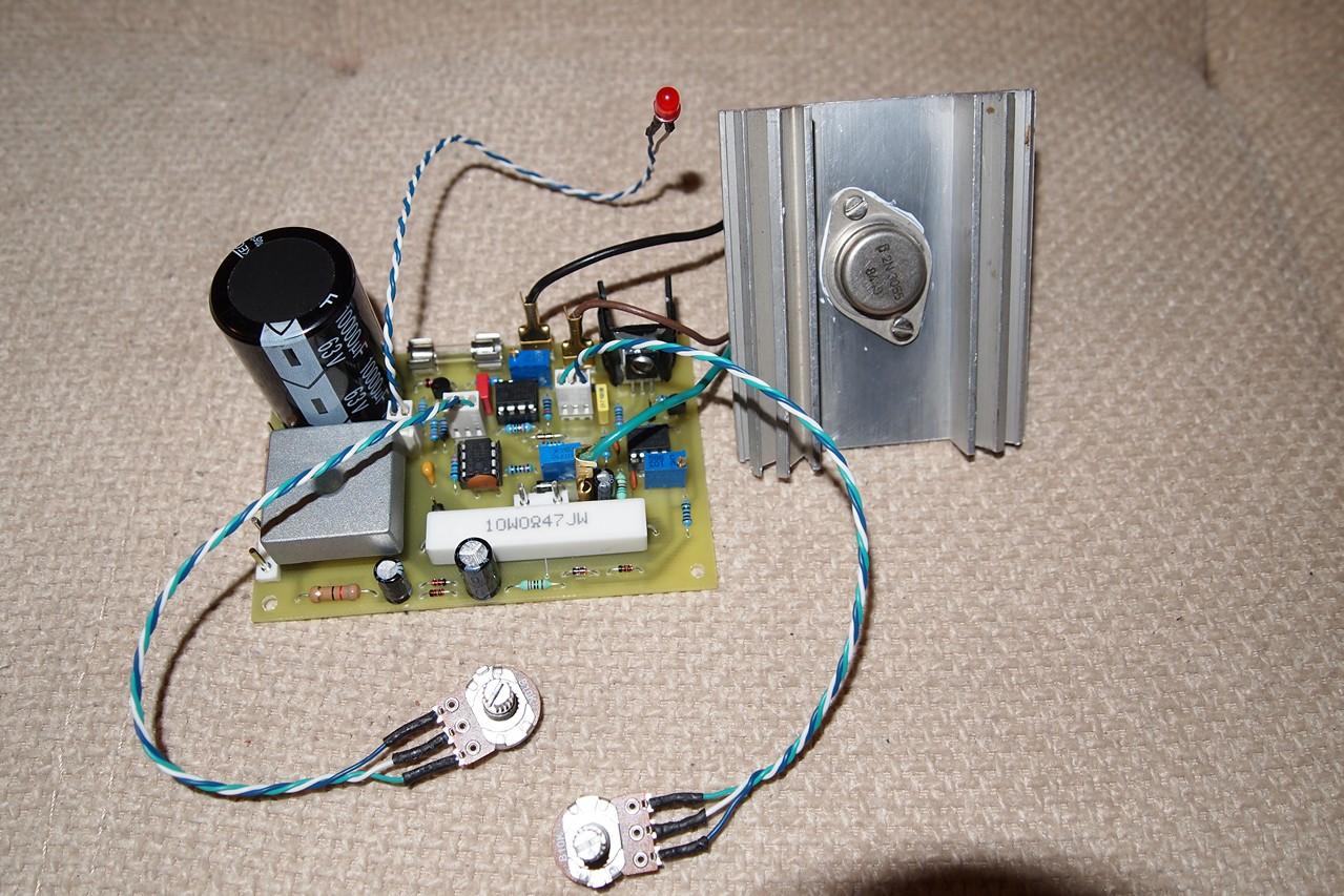 Stupendous Diyfan Adjustable Lab Power Supply Wiring Cloud Rineaidewilluminateatxorg