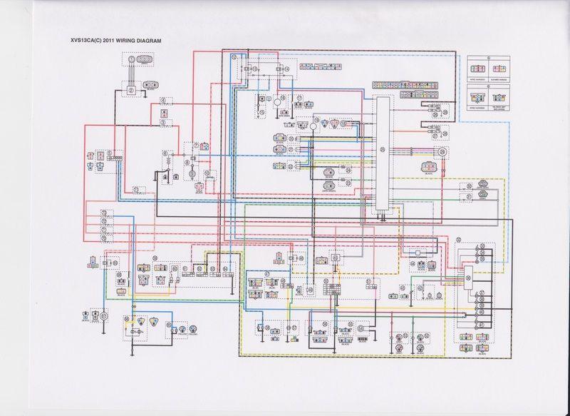 Honda Fury Wiring Diagram Pictures