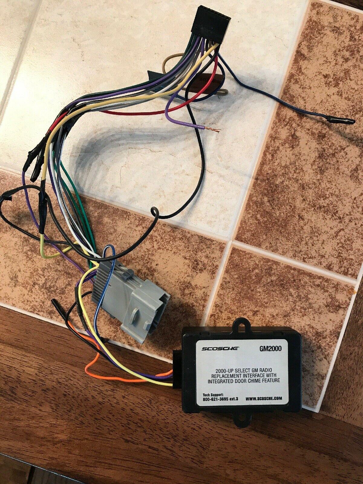 scosche gm2000 wiring - wiring diagram bland-upgrade -  bland-upgrade.agriturismoduemadonne.it  agriturismoduemadonne.it