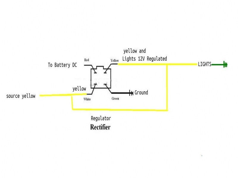 Wv 7610 3 Wire Regulator Wiring Free Diagram