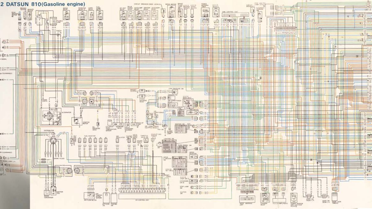 1981 280zx Ecu Wiring Diagram - 1969 Chevy Corvette Wiring Diagram -  impalafuse.cacam.waystar.fr   1981 280zx Ecu Wiring Diagram      Wiring Diagram Resource
