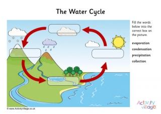 Cool The Water Cycle Wiring Cloud Vieworaidewilluminateatxorg
