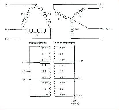 FR_1175] Transformer Wiring Diagram Transformer Wiring Diagrams 240 Three  PhaseNedly Benkeme Mohammedshrine Librar Wiring 101