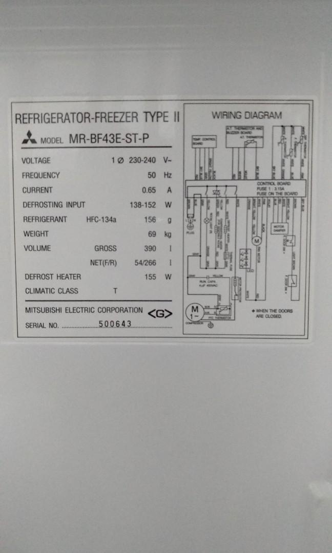 [DIAGRAM_09CH]  BY_8019] Wiring Diagram Refrigerator Mitsubishi Download Diagram | Wiring Diagram Refrigerator Mitsubishi |  | Coun Penghe Ilari Gresi Chro Carn Ospor Garna Grebs Unho Rele  Mohammedshrine Librar Wiring 101