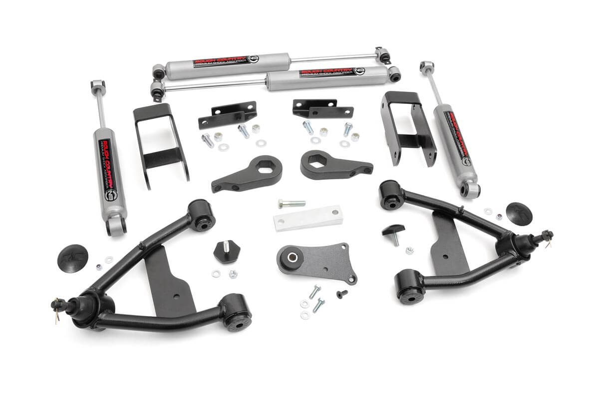 Rl 1769  Chevy Silverado 3 Inch Lift Kit Chevy Circuit Diagrams Download Diagram