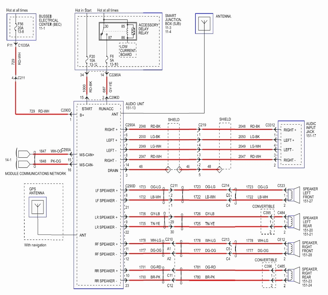 1996 mustang radio wiring diagram - wiring diagrams rush-patch-a -  rush-patch-a.alcuoredeldiabete.it  al cuore del diabete