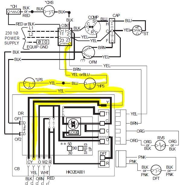 Bryant Air Handler Wiring Schematic