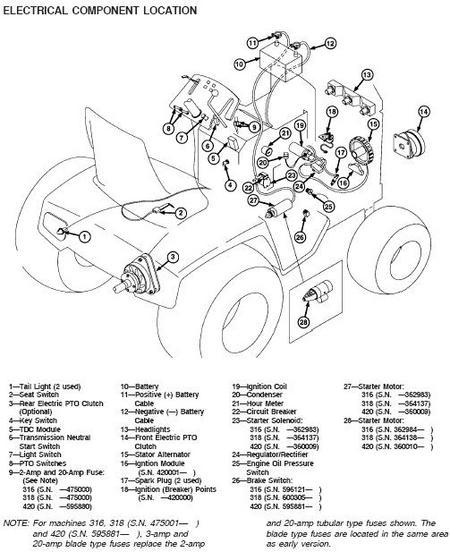 vw1078 john deere 318 wiring diagram view diagram my john