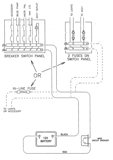 Magnificent Typical Boat Wiring Diagram Basic Electronics Wiring Diagram Wiring Cloud Histehirlexornumapkesianilluminateatxorg