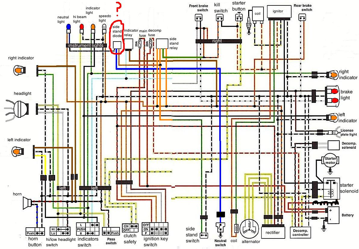tl1000s wiring diagram ll 0770  suzuki gsxr 750 wiring diagram besides 1986 kawasaki  suzuki gsxr 750 wiring diagram besides