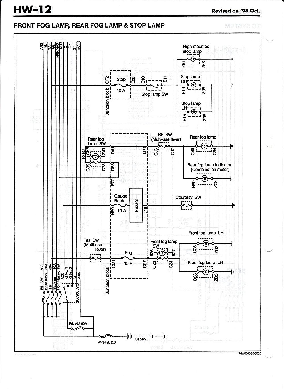 Daihatsu Charade Carburetor Diagram