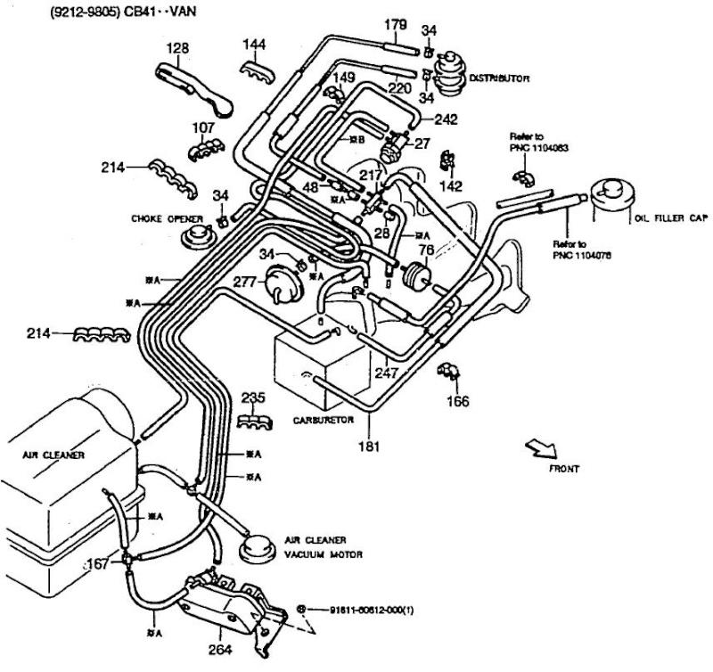 daihatsu vacuum diagram df 3967  fuel injection system diagram on daihatsu charade vacuum  df 3967  fuel injection system diagram
