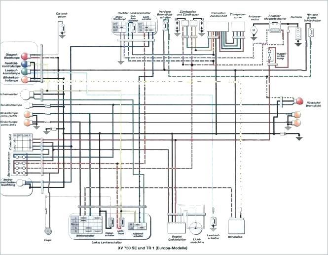 1993 yamaha xv535 wiring schematic  1975 chevy k 5 wiring