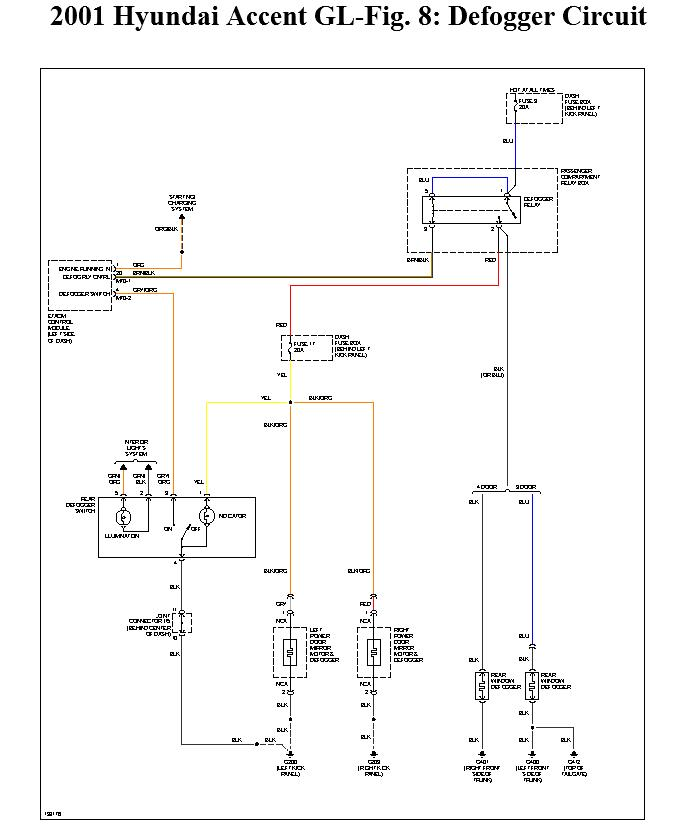 SF_4710] Tail Light Wiring Diagram On Fog Light Wiring Diagram Without  Relay Download Diagram | Hyundai Accent Tail Light Wiring Diagram |  | Www Mohammedshrine Librar Wiring 101