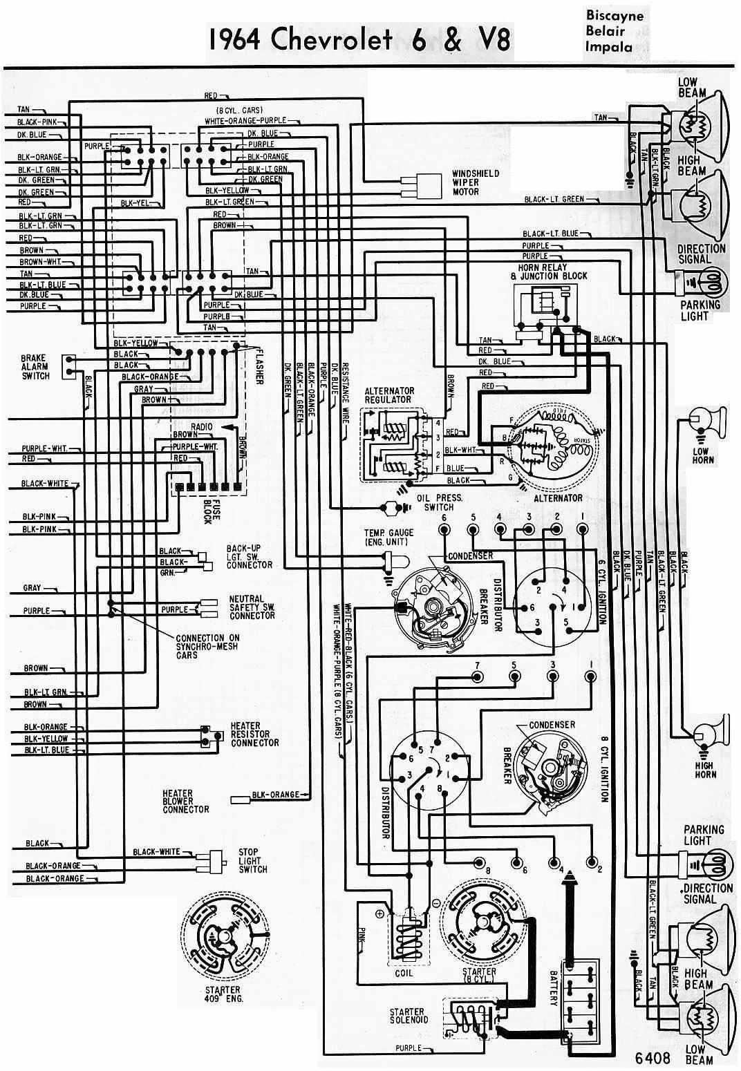 EY_9505] 1965 Chevy Wiring Diagram On 1963 Impala Turn Signal Wiring Diagram  Schematic WiringArnes Osoph Umng Mohammedshrine Librar Wiring 101