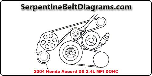 Rr 9393 Diagram Additionally 2007 Honda Accord Serpentine Belt Diagram Download Diagram