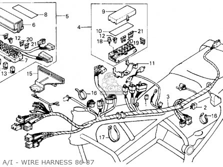 [DIAGRAM_3US]  CA_6875] Honda Goldwing Gl1100 Wiring Diagram And Electrical System 8211  Harness And Schematics Free Diagram | 1983 Gl1100 Aspencade Wiring Diagram Schematic |  | Coun Mentra Mohammedshrine Librar Wiring 101