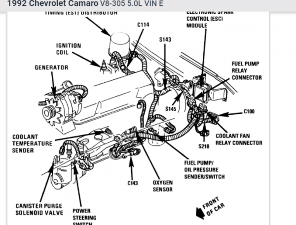 TL_3554] 1992 Camaro Cooling Fan Wiring Diagram Schematic WiringPap Siry Magn Feren Drosi Numap Mohammedshrine Librar Wiring 101