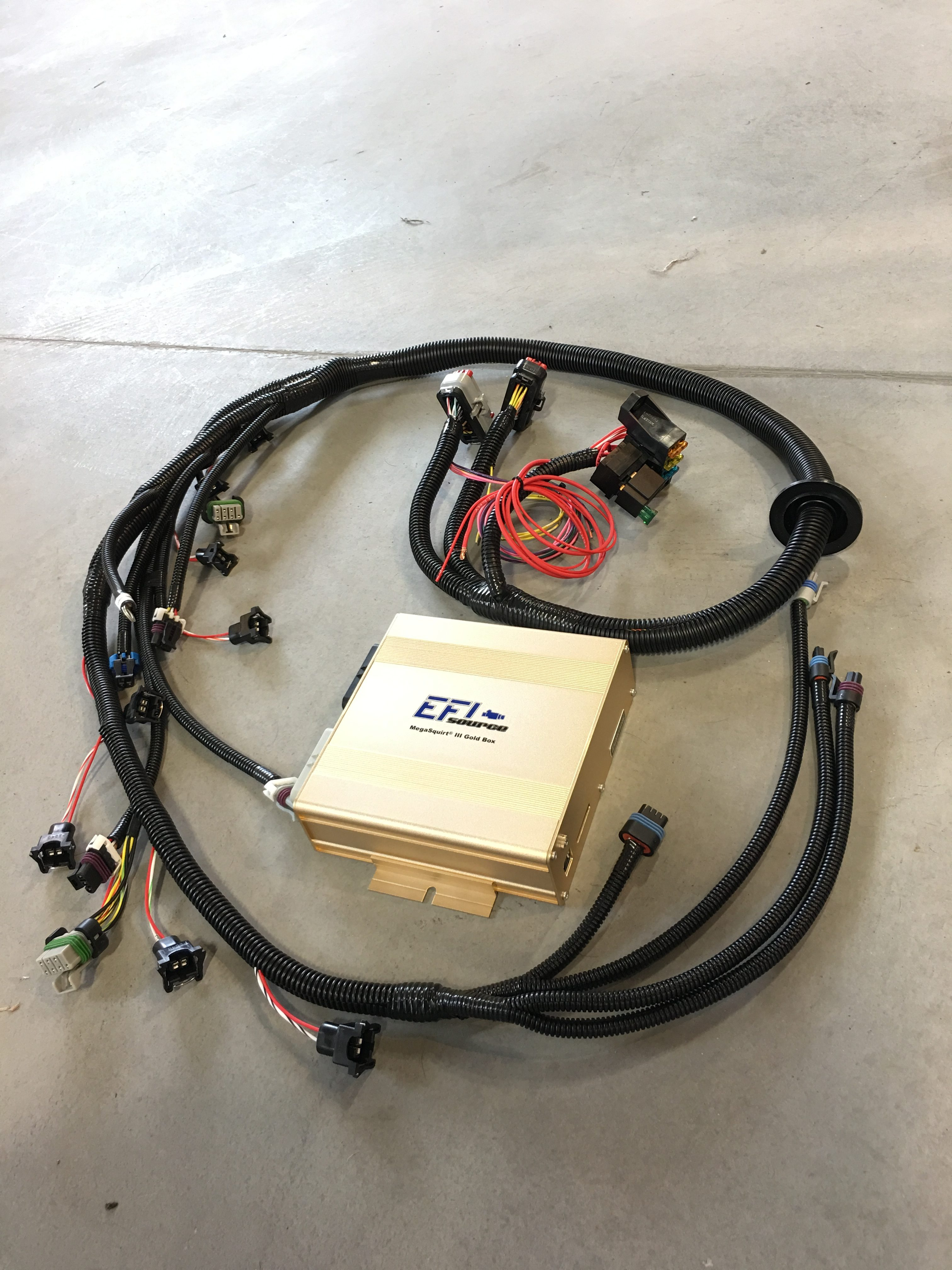 Superb Lsx Standalone Ecu W Plug Play Engine Wiring Harness Ms3 Gold Wiring Cloud Itislusmarecoveryedborg