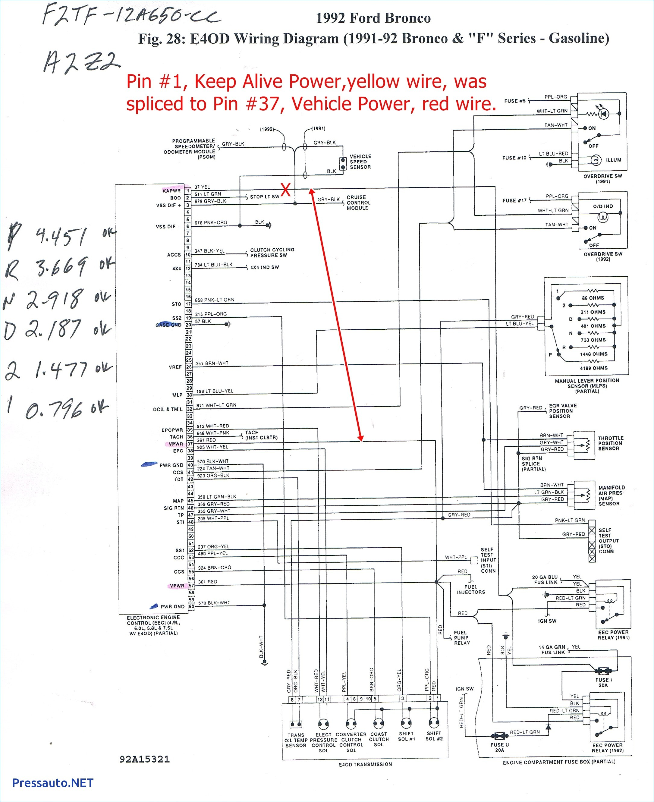 2002 Ford Taurus Power Window Wiring Diagram Database