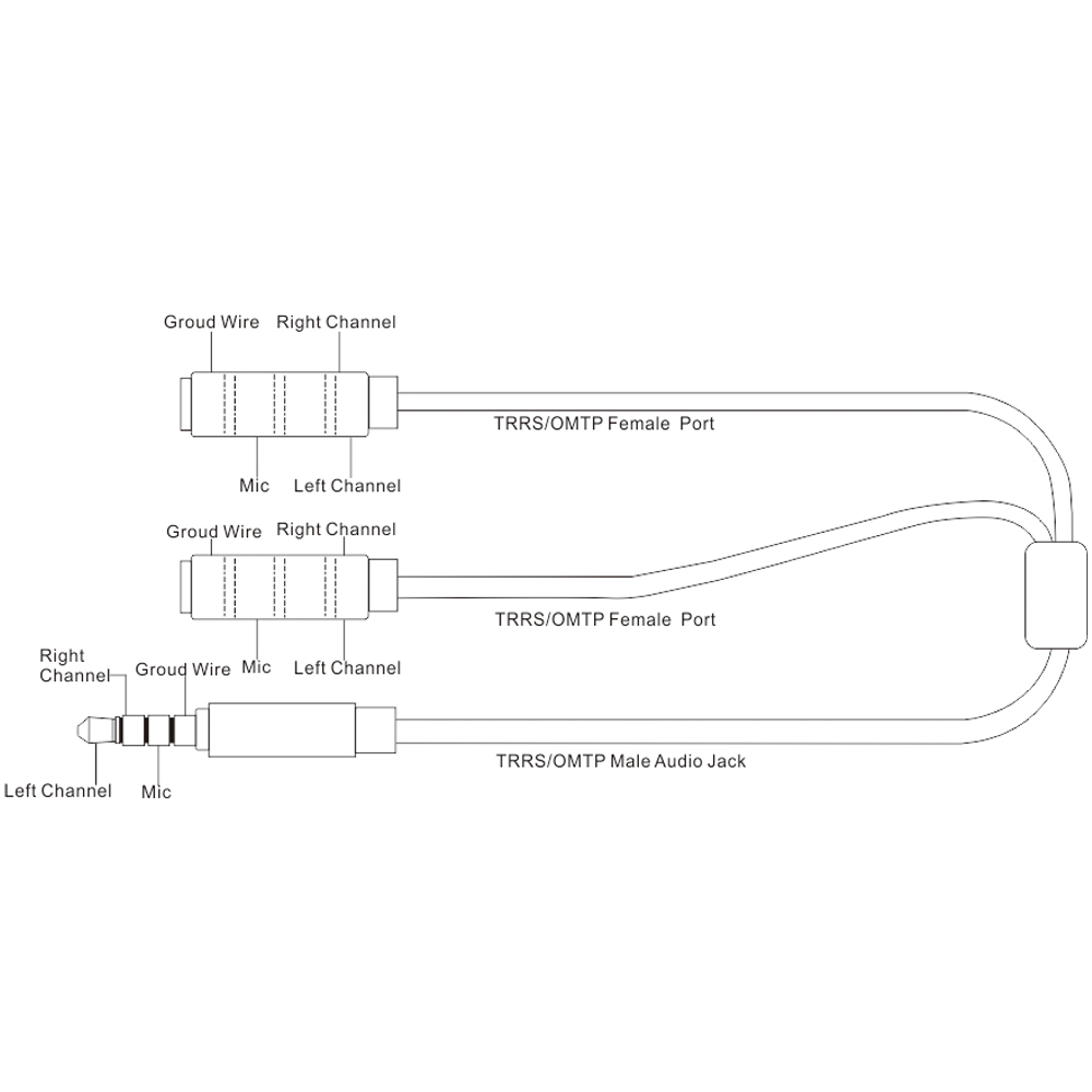 3 5mm jack wiring diagram combo vd 1590  5mm 4 pole audio jack wiring pinout 3 5mm 4 pole audio  5mm 4 pole audio jack wiring pinout 3