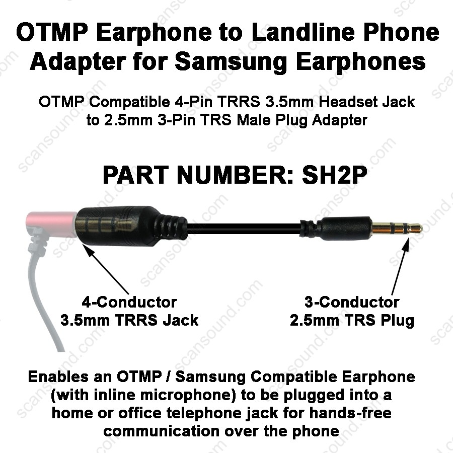 Excellent Headset To Phone Adapter Otmp Samsung Compatible Wiring Cloud Loplapiotaidewilluminateatxorg