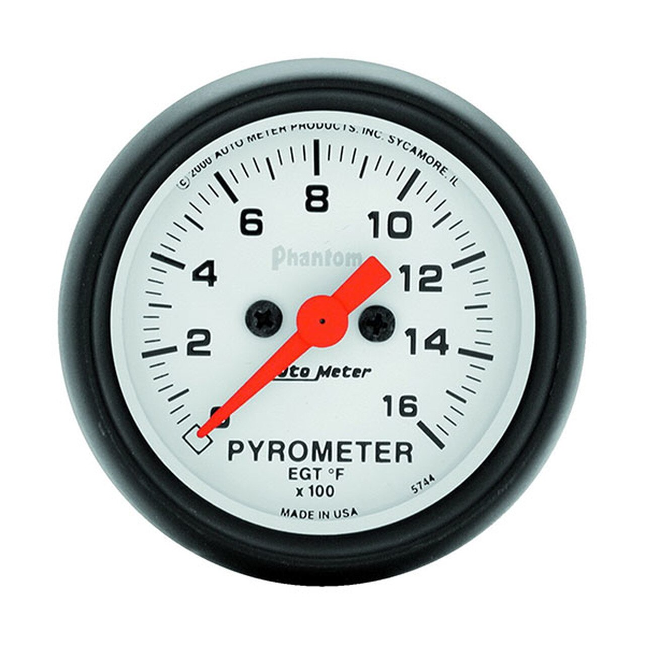 Wondrous Auto Meter 5766 Egt Pyrometer Gauge Kit 2 1 16 Inch 600 1600 F Wiring Cloud Onicaalyptbenolwigegmohammedshrineorg