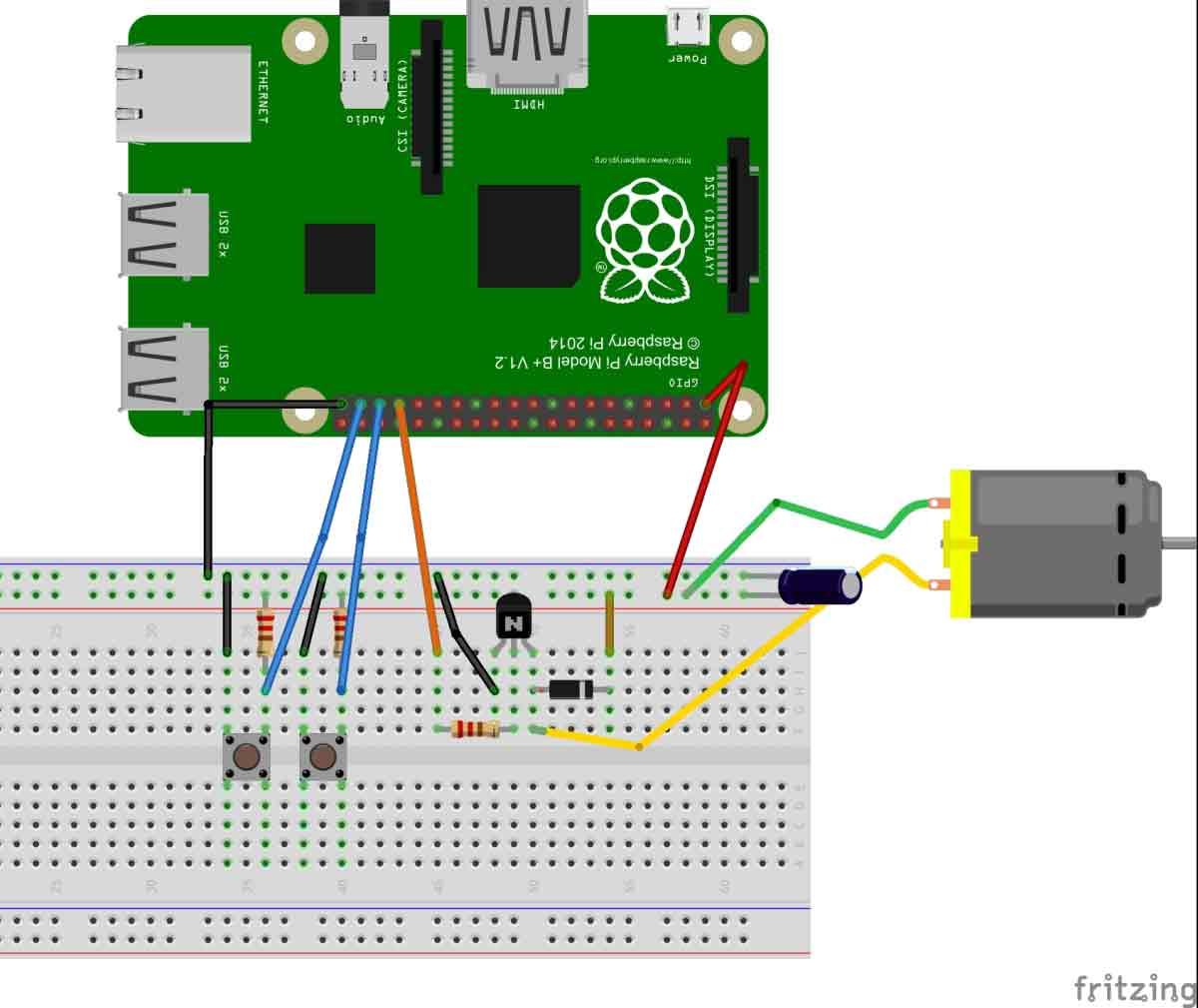 Stupendous Pi B Circuit Diagram Basic Electronics Wiring Diagram Wiring Cloud Hemtshollocom