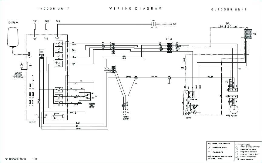 Hvac Split System Wiring Diagram
