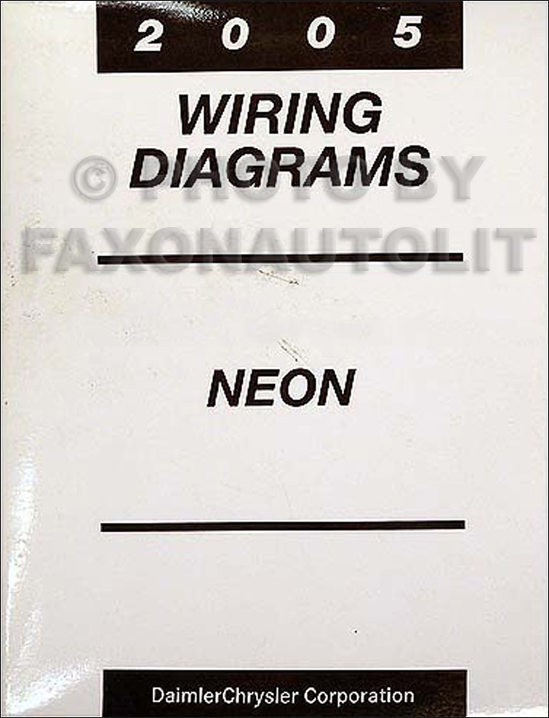 Neon Stereo Wiring Diagram