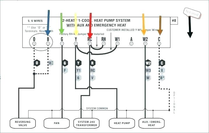 Honeywell Thermostat Rth221 Wiring Diagram